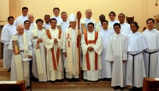 Alex Castro & Ricky Montanez - Diaconate Ordination