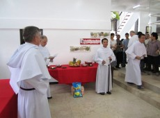 Inauguration of the Assumtion Language Center on June 26, 2011