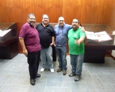 Provincial Chapter - June 26, 2012 - Delegation from Mexico
