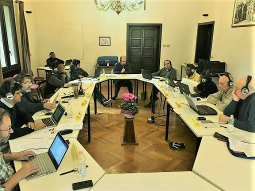 Plenary General Council in Rome
