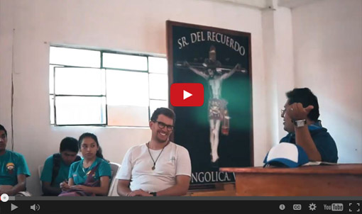 Interview with Bro. Daniele in Mexico