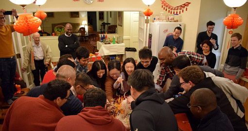 THE ASSUMPTIONIST CENTER CELEBRATES THE LUNAR NEW YEAR 2019